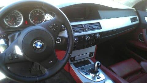 Interior Car Detail Utah