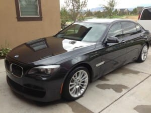 ceramic car coating bmw