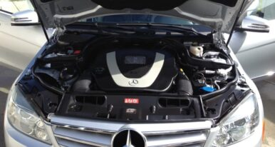 Mercedes Engine Detailed Utah Onsite Detail
