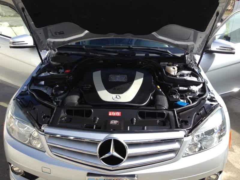 Is a dirty engine bay harmful to your vehicle?