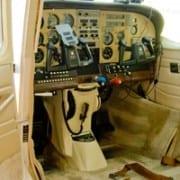 Interior aircraft detailing