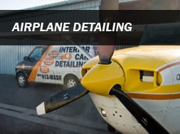 Airplane Mobile Detailing