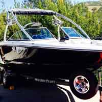 Mobile Boat Detailing Salt Lake City