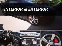 Interior and Exterior Mobile Car Detailing