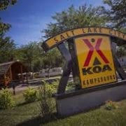 koa salt lake city rv washing