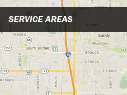 Mobile Detailing Utah Services Areas