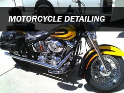 Motorcycle Mobile Detailing