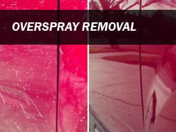 Utah Over Spray Removal