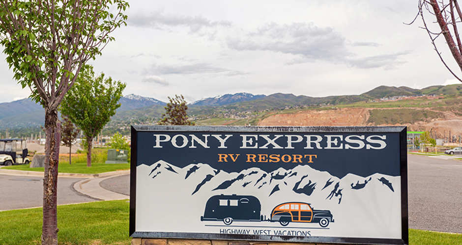 pony express rv resort rv washing