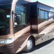 Exterior RV Detailing Salt Lake City