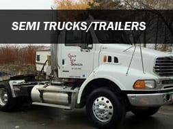 Semi Truck Mobile Detailing