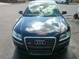 Audi Detailing Gift Certificate