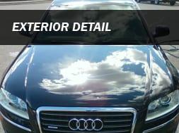 Exterior Mobile Car Detailing Utah