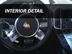 Interior Detailing Service