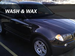 Wash and Wax Auto Detail Service