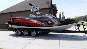 Why Hire a Professional Detailer? - Boat Detailing Picture - Onsite Detail in Sandy Utah
