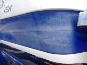 oxidation boat gel coat