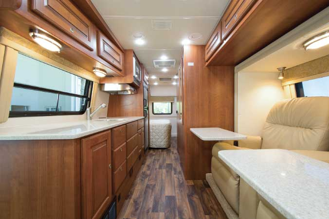 RV Detailing – RV Interior Cleaning