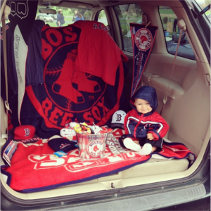 Boston Red Sox Trunk or Treat