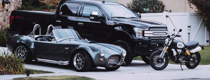 ceramic coated vehicles utah
