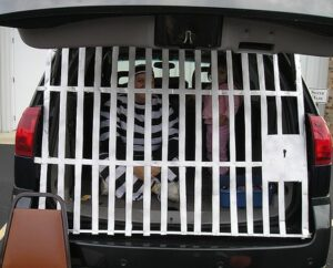 Jail Trunk or Treat