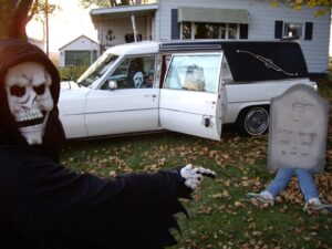 Ghost Hearse