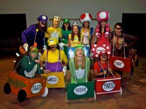 Mario Kart Car Costumes