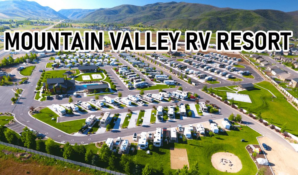 mountain valley rv resort heber city utah