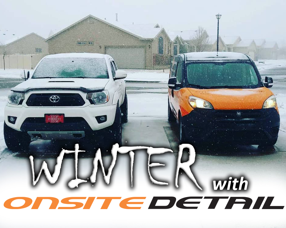Winter with Onsite Detail