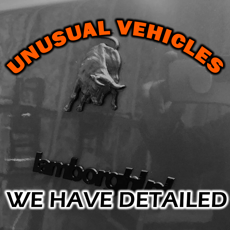 Most Unusual Vehicles We have Detailed
