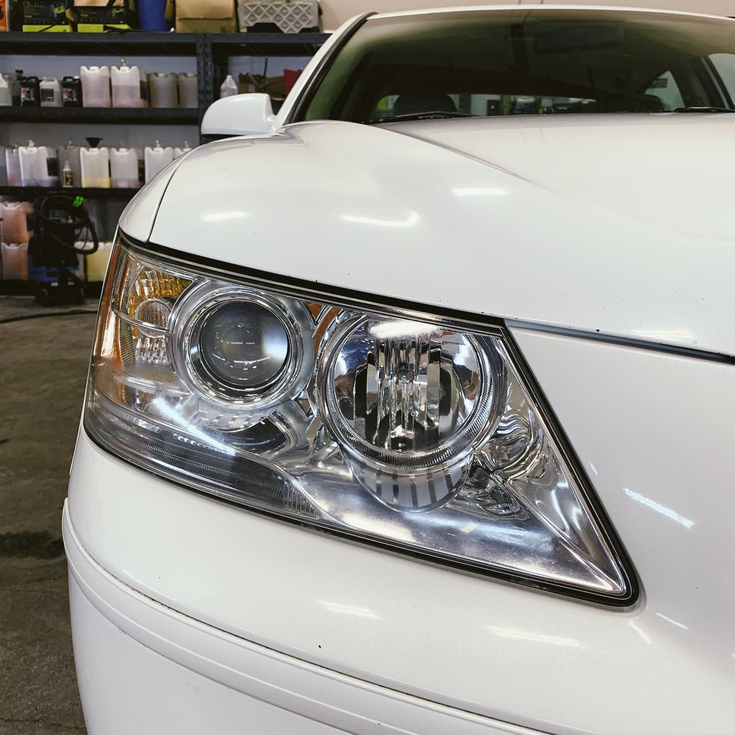 What are some benefits of headlight restoration?